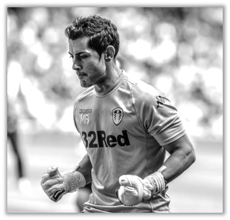 Marcos Abad - Leeds United -  English Football League Championship